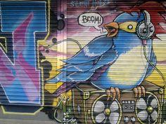 Street art. Bristol