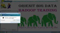 Practice on Hadoop 2.5.2 on Windows Single Node