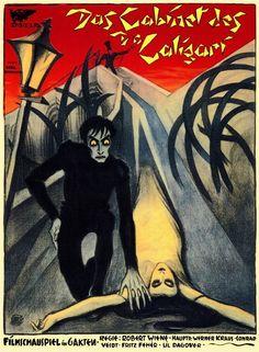 """""""Il gabinetto del dottor Caligari"""" - Robert Wiene"""