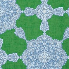Medallion Paisley - Blue/Green wallpaper, from the Trade Routes collection by Thibaut Paisley Wallpaper, Powder Room Wallpaper, Dining Room Wallpaper, Wood Wallpaper, Green Wallpaper, Bathroom Wallpaper, Print Wallpaper, Trendy Wallpaper, Chinese Wallpaper
