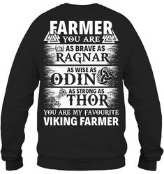 Are you looking for Farmer T Shirt, Farmer Hoodie, Farmer Sweatshirts Or Farmer Slouchy Tee and Farmer Wide Neck Sweatshirt for Woman And Farmer iPhone Case? You are in right place. Your will get the Best Cool Farmer Women in here. We have Awesome Farmer Gift with 100% Satisfaction Guarantee. You Are My Favorite, My Favorite Things, Best Teacher Gifts, Gifts For Farmers, Slouchy Tee, Teacher Shirts, Hoodies, Sweatshirts, Vikings