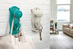 key holder and hook