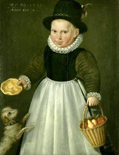 Jacob Willemszoon Delff the Elder (circa 1550 – 1601), 1581.