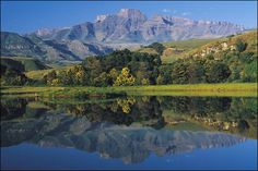 Champagne Castle | Drakensberg | South Africa