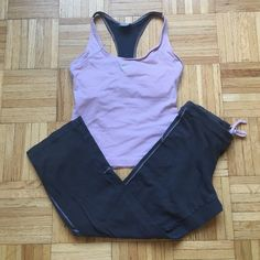 Nike yoga / running set Cute workout outfit Nike Tops Tank Tops
