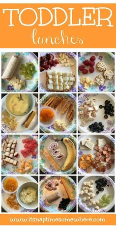 36 different toddler meals to help anyone looki… Breakfast, lunch & dinner ideas. 36 different toddler meals to help anyone looking for meal ideas for their kiddos. Healthy Toddler Meals, Toddler Lunches, Healthy Kids, Kids Meals, Healthy Snacks, Toddler Food, Baby Meals, Baby Food Recipes, Snack Recipes