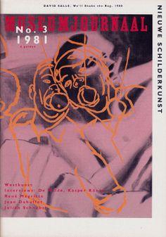 Museumjournaal 3 '81 david salle
