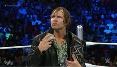 'WWE NXT' And 'WWE SmackDown' Spoilers — World Champions Dean Ambrose & Samoa Joe In Action