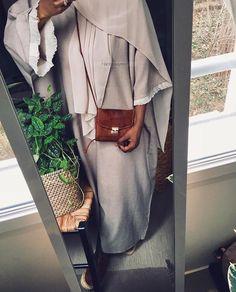 IG: Hanifa.Sayeed || IG: BeautiifulinBlack || Abaya Fashion ||