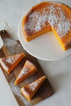Portuguese Desserts, Portuguese Recipes, Sweet Recipes, Cake Recipes, Dessert Recipes, Good Food, Yummy Food, Tasty, Food Porn