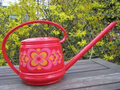 gorgeous watering can!