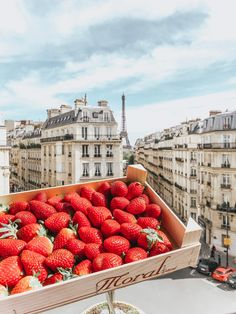 Strawberries and a view Oh The Places You'll Go, Places To Travel, Travel Destinations, Places To Visit, Adventure Awaits, Adventure Travel, Oui Oui, Adventure Is Out There, Travel Goals