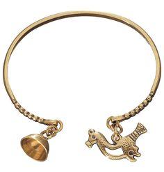 Lintunen-rannekoru, Little bird - bracelet, Kalevala Koru, Finland Jewelry Shop, Jewelry Design, Unique Jewelry, Jewellery, Bronze Jewelry, Copper Bracelet, Ancient Jewelry, Bracelet Designs, Jewelry Branding