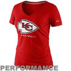 Chiefs shirt!