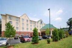 Dumfries (VA) Comfort Inn Near Quantico Main Gate North Dumfries United States, North America Comfort Inn Near Quantico Main Gate North Dumfries is a popular choice amongst travelers in Dumfries (VA), whether exploring or just passing through. The hotel offers a wide range of amenities and perks to ensure you have a great time. To be found at the hotel are Wi-Fi in public areas, car park. Guestrooms are fitted with all the amenities you need for a good night's sleep. In some o...