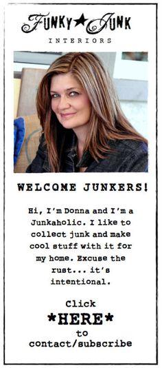 Funky junk blog