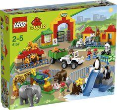 LEGO Duplo Grote Dierentuin - 6157 € 59 !!!!