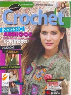 Tejido práctico Crochet nº 4, mirar pág 5