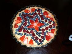 Patriotic Pudding Pie
