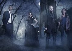 This is Sleepy Hollow. Premieres Monday Sept. 16 at 9/8c on FOX