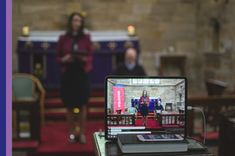 Supporting congregations and people exploring faith online as churches begin to reopen | The Church of England Worship Service, Church Of England, Church Building, Youth Ministry, Christian Faith, Helping People, Exploring, Social Media, Photo And Video