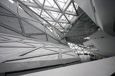 Guangzhou Opera House, Guangzhou China.  Zaha Hadid Architects, 2010