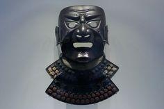masque de samurai au musée Guimet