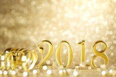 Gol Platted New Year 2018 Bg Pic