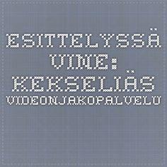 Esittelyssä Vine: kekseliäs videonjakopalvelu