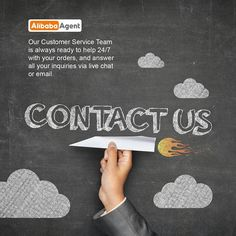 Don't hesitate to ask us any questions about your orders at www.alibabaagent.com. Our Customer Service Team is always there 24/7 to answer all your queries. We'll give you the best service because it's what you deserve!  #24/7 #customerservice #alibaba #alibabaagent #alibabakz #alibabahair #alibabagroup #alibabashop #entrepreneur #business #startup #online #onlineshopping #like #follow #photooftheday #love #wholesale #1688 #1688agent #vsco #chinabuyingagent