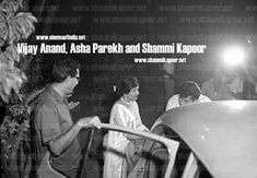 Shammi Kapoor, Asha Parekh, Picture Collection
