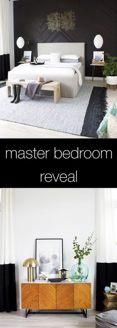 Best of Master Bedroom Reveal DIY Herringbone Wall with Stikwood Top Search - Style Of herringbone wall Top Design