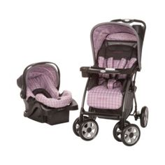 ef973aab548d Eddie Bauer Trailmaker Travel System - Baby Stroller and Baby Carrier - NEW