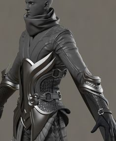 WIP tianyu - Online MMORPG character 3D Art by SEUNGMIN KIM13