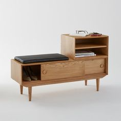 Best Space-Saving Furniture Ideas for Homes With Limited Spaces Hall Furniture, Space Saving Furniture, Furniture Projects, Online Furniture, Furniture Design, Hall Bench With Storage, Shoe Storage Bench Entryway, Home Entrance Decor, Home Decor