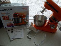 Nový Mixér/kuchyňský robot Sencor STM 3013 OR - obrázek číslo 1