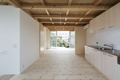 Gallery - Wooden Box House / suzuki architects - 2