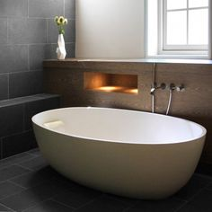 1000 images about interieur bad douche on pinterest tubs bathtubs and bath for Modern douche bad