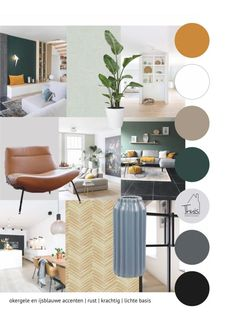 House Color Schemes Interior, Interior Paint Colors For Living Room, Mood Board Interior, Apartment Color Schemes, House Color Palettes, Showroom Interior Design, Industrial Interior Design, Interior Design Tips, Interior Design Inspiration