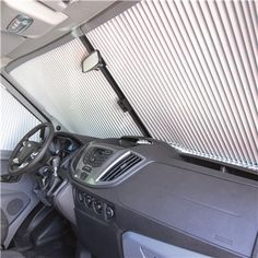 Remis Remifront Cab Blinds Ford Transit 2017 Onwards