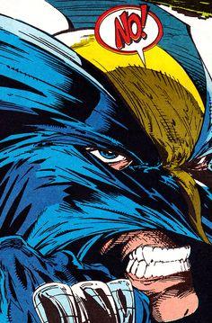 Wolverine by Todd McFarlane