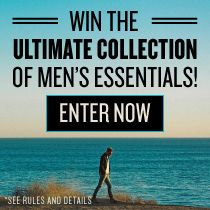 Up your cool this winter. Win the ultimate collection of men's essentials. Prize includes: $5,000 to Billy Reid + a private consultation, subscription to a whiskey club, 3 months of gourmet meals, grooming package and $250 to dine out. Enter: tastingtable.com/gentleman2014