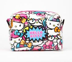 Hello Kitty Cosmetic Pouch: Kawaii $19.50