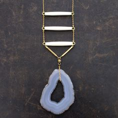 Handmade jewelry by Lauren Lester. Based in San Francisco, Ca.