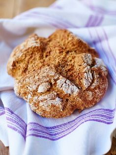 Simple soda bread | Jamie Oliver