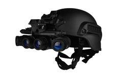T&D GPNVG-18 Airsoft Dummy NVG Night Vision Goggles - BLACK | ACC-GF-FNV1B