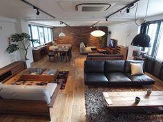 Home Interior Design, Interior Architecture, Interior Decorating, Living Room Grey, Grey Walls, My Dream Home, Sweet Home, House Design, Flooring