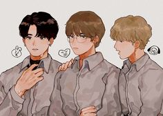 ― taehyung bottom fanarts ❞ - KookV & MinV - Wattpad Source by fanart Vmin, Yoonmin, Jikook, Wattpad, Taehyung, Bts Love, Bts Maknae Line, Dibujos Cute, Bts Drawings