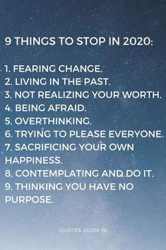 Happy New Year Quotes : 9 things to stop in 2020 year. Here we have given the best 2020 goals for you to New Year Motivational Quotes, Year Quotes, Quotes About New Year, Positive Quotes, Inspirational Quotes, Journal Printables, New Year Resolution Quotes, Teenager Mode, Neuer Job