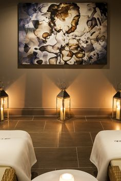 Relax and unwind for an hour or two in our tepidarium…
